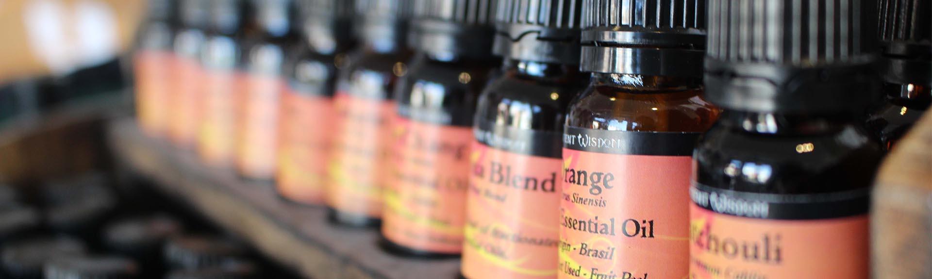 Aromathérapie les vertus des huiles essentielles-Cours UNIVA