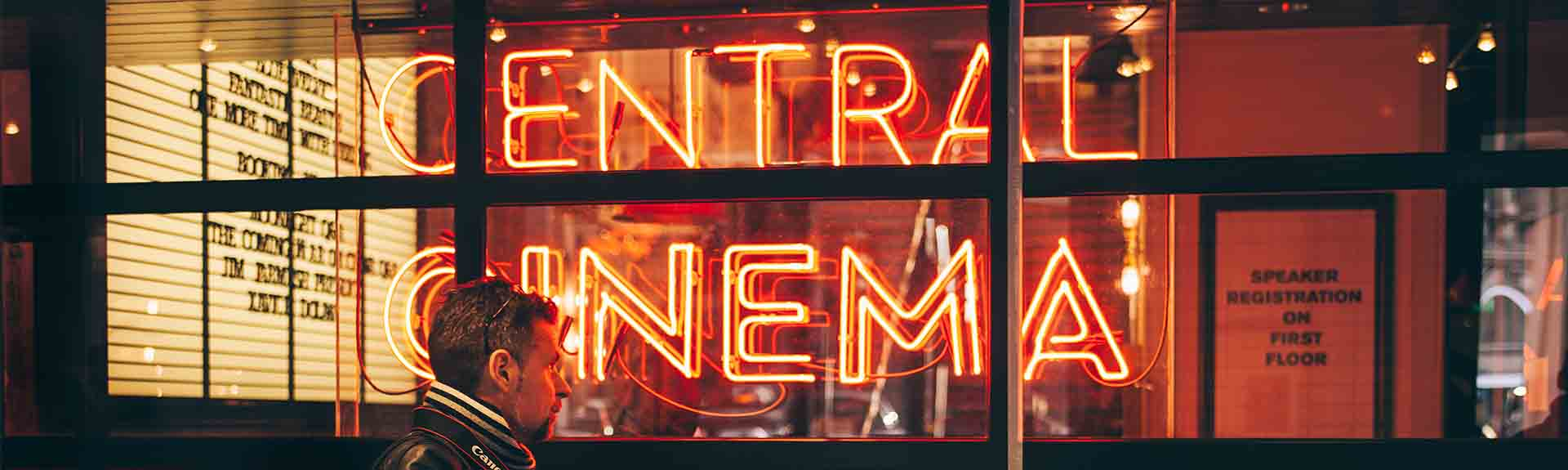 Cours cinéma - UNIVA