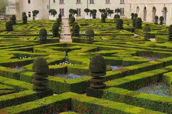 Le prince médiéval, un mécène et un amateur de jardins-Cours UNIVA