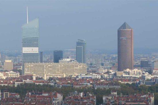 Lyon, une ville en constante mutation-Cours UNIVA