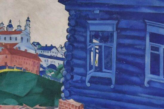 Marc Chagall, peintre et lecteur des Écritures-Cours UNIVAL