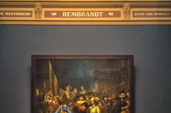 Rembrandt - Cours Bible flamboyante- UNIVA